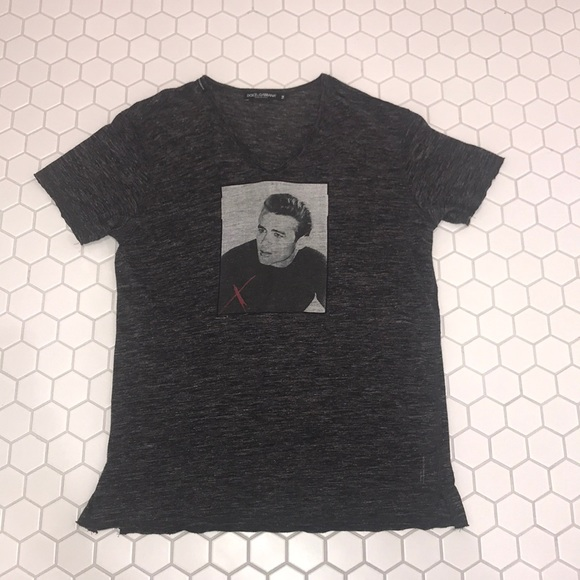 Dolce & Gabbana Other - Dolce and Gabbana James Dean Men's Tee